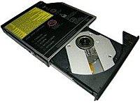 IBM ThinkPad 8/24x CD/DVD UltraBay 2000 Drive - CD-RW/DVD-ROM - EIDE/ATAPI - Ultrabay 2000