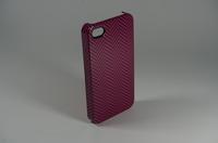 Venom Communications 5031300075578 Signature Case for iPhone 4 Herring Purple Navy