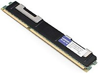 AddOn JEDEC Standard Factory Original 2GB DDR3-1333MHz Registered ECC Dual Rank x4 1.35V 240-pin CL9 RDIMM