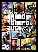 Rockstar Games 710425414534 41453 Grand Theft Auto V - PC