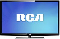 RCA LED55G55R120Q 55.0-inch LED TV - 1080p - 120 Hz - 5000:1 - 290 cd/m2 - 4 ms - HDMI, USB - Piano Black