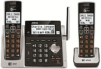 AT T CL83213 DECT 6.0 Cordless Phone Cordless 1 x Phone Line 1 x Handset Speakerphone Answering Machine Caller ID Yes
