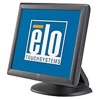 Elo Tyco E719160 1715L 17-inch LCD Touchscreen Monitor - 1280 x 1024 - 800:1 - 225 Nit - 25 ms - Black