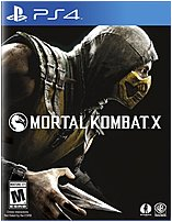 Fueled by next generation technology, the Warner Bros 1000507059 Mortal Kombat X combines unparalleled, cinematic presentation with all new gameplay to deliver the most brutal Kombat experience ever