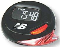 New Balance 50123nb Via Calorie Step Counter - Black