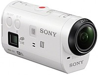 Sony Point of View HDR AZ1VR W 16.8 Megapixels HD Action Camcorder with Live View Remote 1080p f 2.8 Lens White