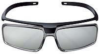 Sony TDG-500P Polarized Passive 3D Glasses TDG-500P