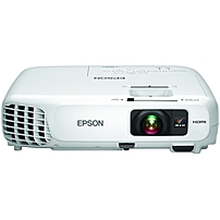 Epson Powerlite 600 Lcd Projector - 4:3 - Front, Rear, Ceiling - Uhe - 200 W - 5000 Hour - 6000 Hour - 800 X 600 - Svga - 10,000:1 - 3000 Lm - Hdmi - Usb - Vga In - 283 W - White Color - 2 Year Limited Warranty V11h617320