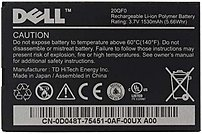 Dell 20QF0 Rechargeable Battery for Streak Tablet PC