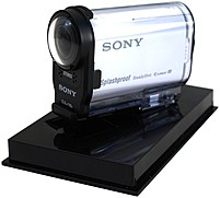 Sony HDR-AS200V/W 8.8 Megapixels Full HD 1080p Action Camcorder - White