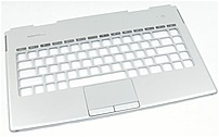 Dell F237R Palmrest Touchpad Assembly for Adamo XPS Laptop PC - Grey