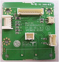 LG Electronics EAX35952402-0 Interface Board for M4210LCBA LCD Monitor