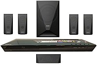 Sony BDV-E3100 3D Blu-ray Home Theater System with Wi-Fi - 5.1 Channel - 1000 Watts BDV-E3100