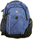 The Swiss Gear Wenger Daypack Lightweight Backpack is compatible for 15.0 inch Laptops
