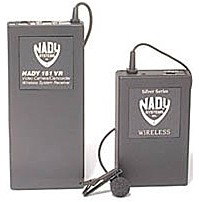 Nady 151vr-lt-system-a Vhf Professional Wireless Microphone System For Camcorders