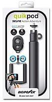 Mizco Quikpod TPX-QPR Selfie 18 Kit with Bluetooth