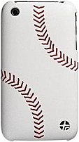 Trexta Sports Series 813365012645 Snap-On Leather Case for Apple iPod Touch 4G - Baseball