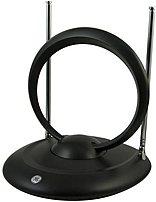 Ge 12940 Hdtv/vhf/uhf Indoor Tv Antenna