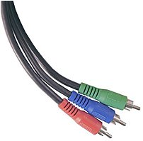 GE 33296 6.0 feet Component Video Cable 33296
