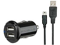 Scosche Gpschrg2 Dual-usb Car Charger For Gps Unit