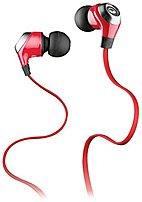 Monster NLite 128588 00 In Ear Headphones Red