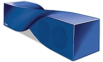 Isound Isound-6281 Twist Bluetooth Speaker - Glossy Blue