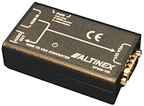 Altinex VP500 100 HDMI to VGA Converter Black