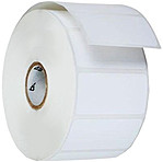 """Brother Premium Multipurpose Label   2"""" Width x 1"""" Length   8 Roll   Rectangle   2650 Roll"""