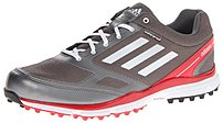 The Adidas Adizero Sport II Q46796 Golf Shoe comes with ultra lightweight performance mesh upper with protection and new sprintframe outsole featuring spikeless puremotion technology for enhanced flexibility and comfort.