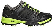 The Ogio M13188 Sport Spikes Golf Shoe boasts tenacious style and suave design, but also the functional technology to match