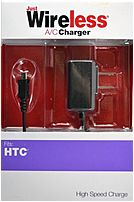 Just Wireless 04232 A/C Charger for HTC Phones