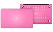 Merkur Innovations MI-L1303-652 Toughshell Hardcase for Apple 13.0-inch Macbook Air Tablet PC - Pink