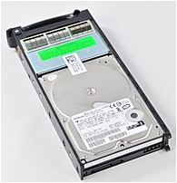 Dell U795J 500 GB 7200 RPM 3.5-inch SATA Hard Drive with Tray