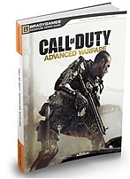 Brady Games 752073015640 Call of Duty Advanced Warfare Signature Series Strategy Guide