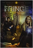 Warner Bros 883929103270 Fringe The Complete Second Season DVD
