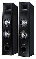 Samsung TW-J5500 350 Watts 2.2-Channel Sound Tower Speaker System - Black