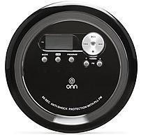 Onn Onb14av202 Personal Cd Player With Fm Radio - Black