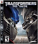 Activision Transformers The Game 047875819733