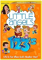 20th Century Fox 024543772552 Little Angels: 123's - DVD