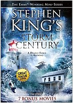 Echo Bridge 096009327545 Plad32754dvd Stephen King's Storm Of The Century With Bonus Films
