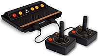 Atgames Atari Flashback 5 Classic Ar2660wd Game Console With Two Wired Controllers - Special Edition