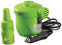 O'brien 2141606 Portable Inflator/deflator Pump - 12 V - Green