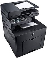 The Dell C3765DNF Color Laser Multifunction Printer offers the ultimate combination of excellent print quality at a low cost per page, exceptionally high print speeds, advanced security management capabilities and reliable performance