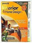 PUNCH! 705381367307 Punch Interior & Home Design V17.5 - PC