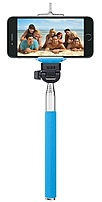 Merkury Innovations Mi-pm008-400 Classic Selfie Stick For Smartphones - Blue
