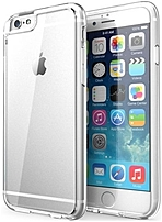 The Lax Gadgets SLIMCLEARCASE6 Slim Clear Case keeps your precious phone protected from those accidental bumps and drops