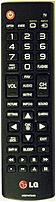 LG Electronics AKB74475433 Remote Control for HDTV 2 X AA Batteries Not Included