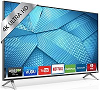 Vizio M50-c1 50-inch Led Smart 4k Ultra Hdtv - 3840 X 2160 - 20,000,000:1 - 360 Clear Action Rate - V6 Six-core Processor - Wi-fi - Hdmi