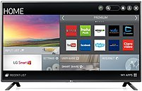 Lg 55lf6100 55-inch Led Smart Tv - 1920 X 1080 - 120 Hz - Web Browser - Wi-fi - Hdmi