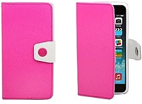 Aduro Products Ai64-wl03-cs U-stash Wallet Case For Iphone 6 - Pink